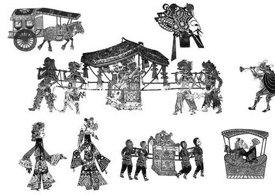 黄忠富   一   皮影戏是明末清初由河南南阳传入郧阳的。明成化12年(公元1476年)至清康熙19年(1680年)是郧阳历史上204年的抚治时期,南阳府是其辖地之一。在明末清初的自然灾害和战乱中,有皮影艺人到省城郧阳避难,便把皮影艺术带到了郧阳。   郧阳的佛、道庙宇接纳了皮影戏班,使皮影戏成为庙会上的一个保留节目。皮影戏班以家庭为单位,技艺传男不传女,所以皮影戏发展缓慢。清末到民国期间,郧阳的皮影戏班只有6家:北部与河南交界的有刘洞镇的冯德彰冯家班;中部郧阳城周边的有柳陂镇的李泽普李家班、易